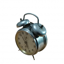 Kurmalı mekanik saat-Peter...