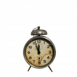 Kurmalı Mekanik Saat- Peter...