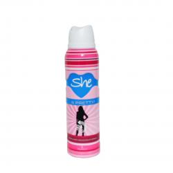 Bayan deodorant 150 ml-She...