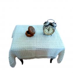 Fiskos masa örtüsü-Buldan...