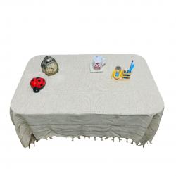 Masa örtüsü-Buldan bezi tel...