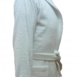 Bornoz-Küçük boy beyaz