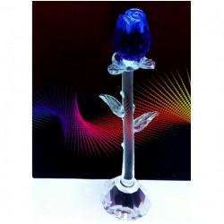 Kristal gül-Tek