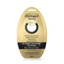 Maske-Dermokil Special Gold...