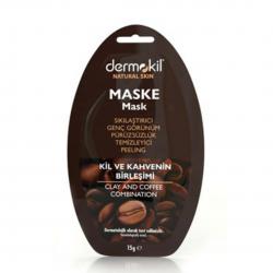 Maske-Dermokil kil ve kahve...
