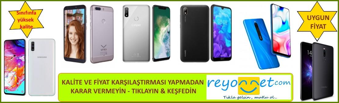 Reyonnet.com Cep Telefonu Reyonu